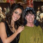 oona chaplin and Geraldine Chaplin