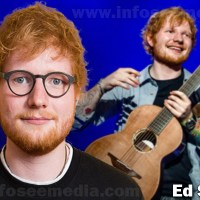 Ed Sheeran : Bio, family, net worth, wife, age, height and more