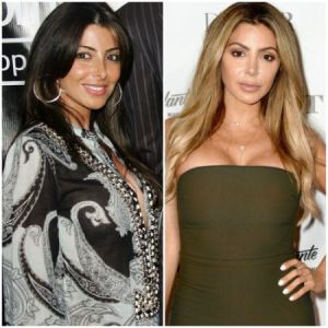 Larsa Pippen Before and After Surgery
