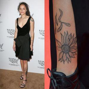 Sasha Lane Sunflower