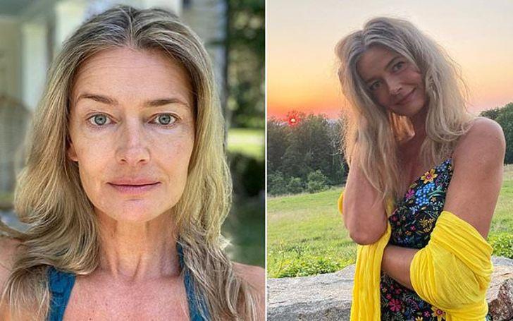 Paulina Porizkova's Plastic Surgery Facts!!!
