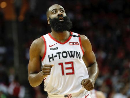James Harden After Weight Loss