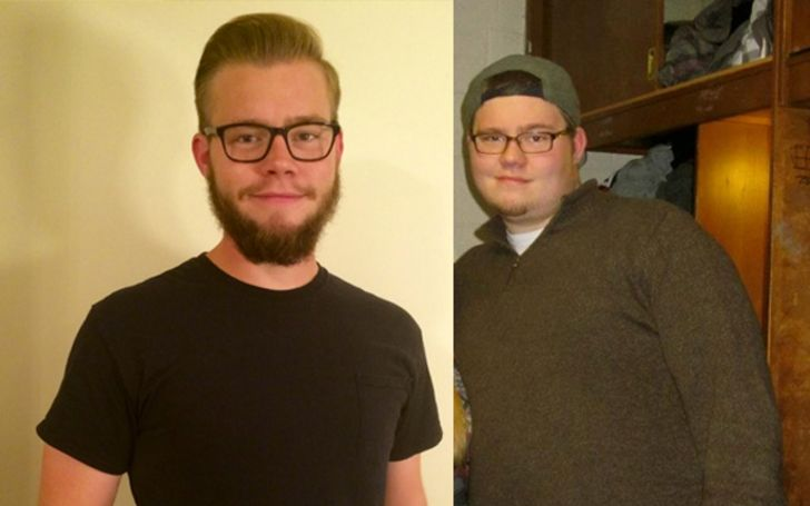 Justin Williamson Lost Over 300 Pounds