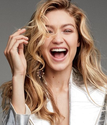 Gigi Hadid Teeth and Smile