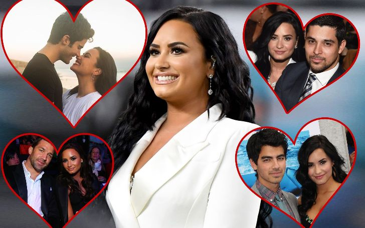 Demi Lovato Dating