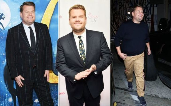 James Corden Weight Loss