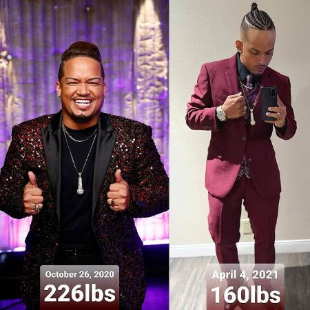 the voice jose figueroa weight loss