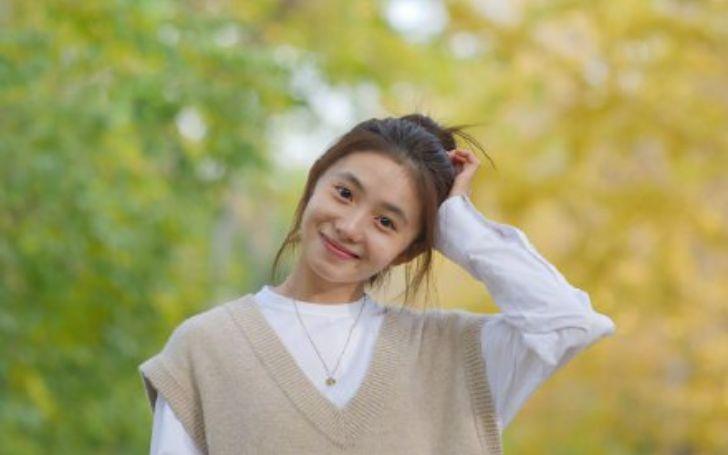 """Cliff Walkers"" star Liu Hao Cun"