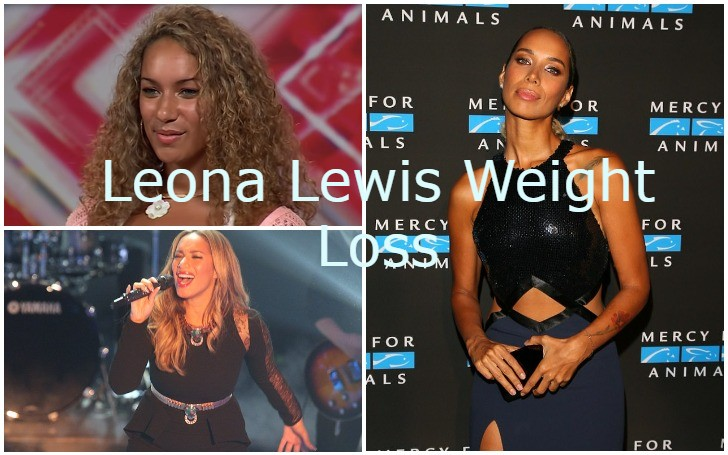 Former X-Factor Alum Leona Lewis Weight Loss Astonished Everyone!!!