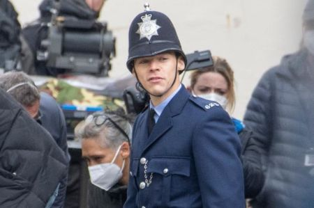 Harry Styles in 'My Policeman' (1)