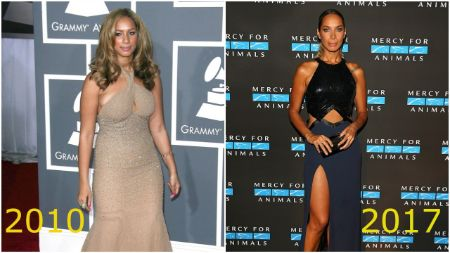 Leona Lewis Weight Loss