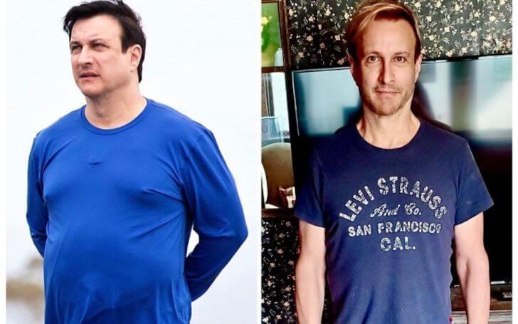 """Perfect Strangers"" star Bronson Pinchot Weight Loss"