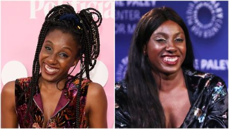 Ziwe Fumudoh Teeth Before and After