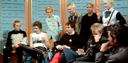 Sex Pistols With Bill Grundy