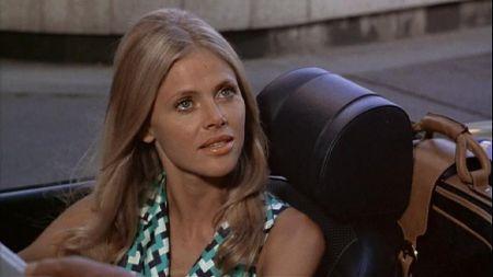 Britte Ekland as Bond Girl (1)