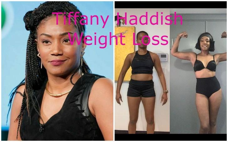 Tiffany Haddish 30-day Weight Loss Journey!!