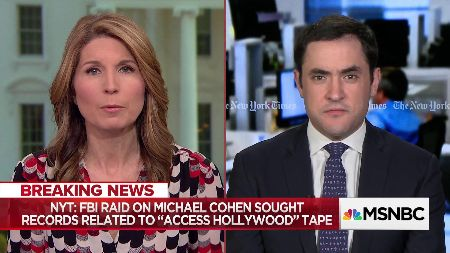 Nicolle Wallace is currently dating Michael Schmidt