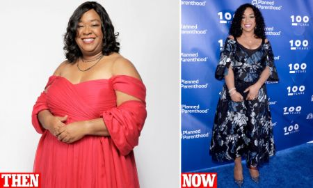 The Snippet of Shonda Rhimes Before and After weight loss