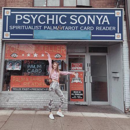 Sonya in toronto