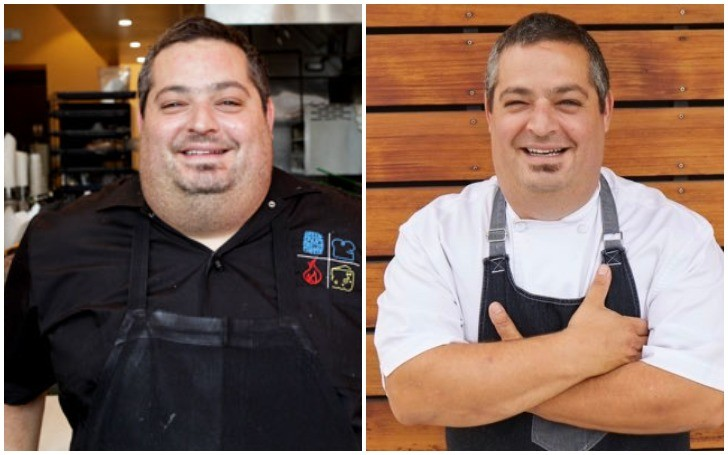 All About Eric Greenspan Weight Loss Journey