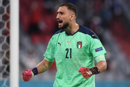 The Snippet of Italian goalkeeper, Gianluigi Donnarumma