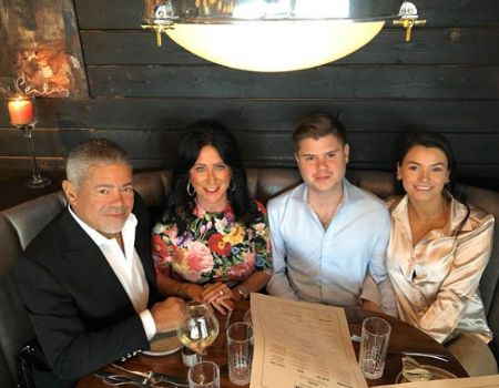 Lee najjar and her family