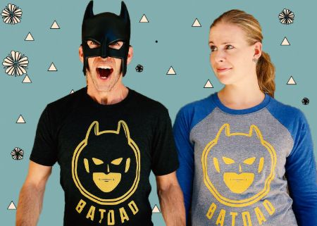 BatDad and BatMom (Image Source: Hollywood)