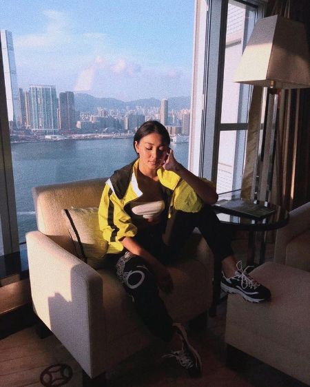 Lustre lives a luxurious life thanks to her $1.5 million net worth