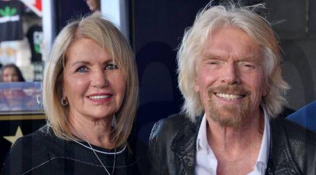 Richard and his wife Joan