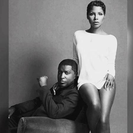 Toni Braxton with her husband, Birdman
