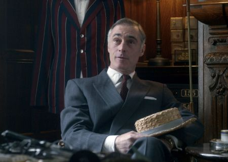 Greg Wise in a Suit