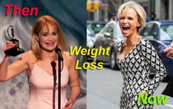 Kristin Chenoweth Weight Loss (Image Source: celebsdiaries)