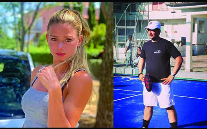 Are ITF winner, Giacomo Miccini and Camila Giorgi Still Together? Here's What You Need to Know Reason Behind their Split!