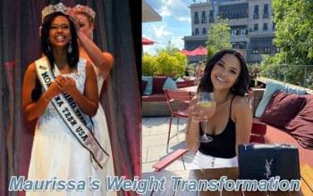Maurissa Gunn weight loss (Image Source: celebsdiaries)