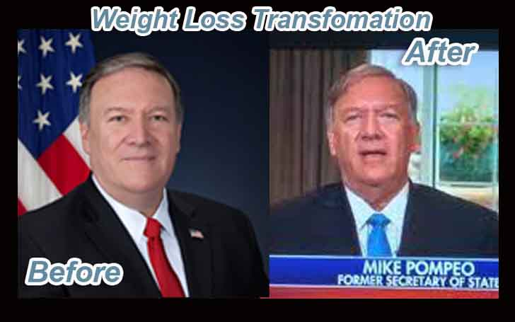 Mike Pompeo Weight Loss & Its Reason