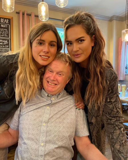 Annabel Dimmock Dad And Sister (Image Source: Instagram)