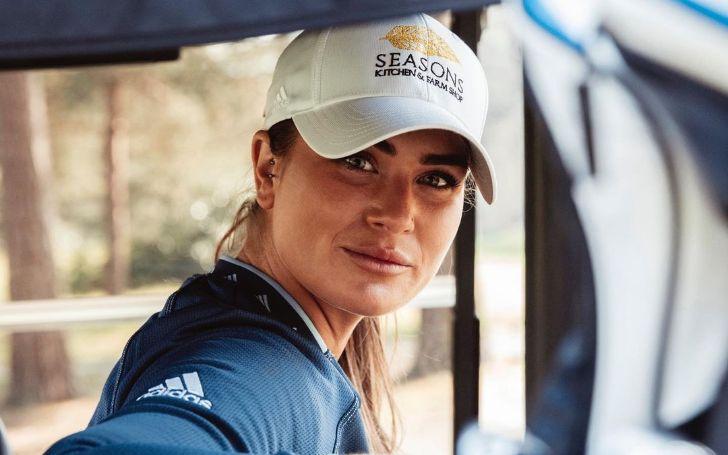 Professional English Golfer, Annabel Dimmock Bio, Boyfriend, Net worth, Age, and more