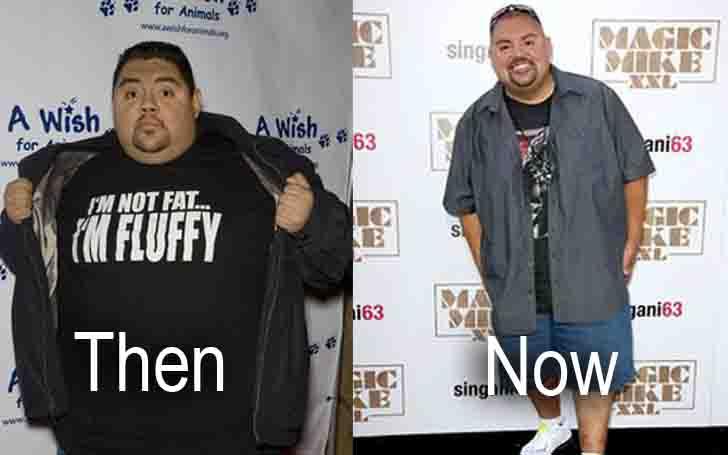 American Comedian Gabriel Iglesias aka Fluffy Weight Loss