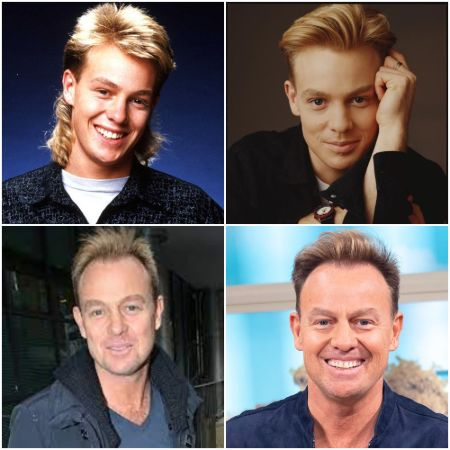 """""""Neighbours"""" actor, Jason's hairstyles and haircuts"""