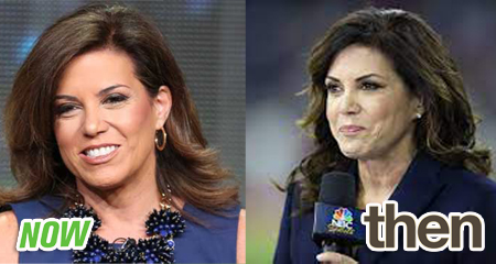 Michele_Tafoya Plastic Surgery(before and after))