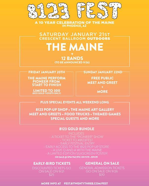 8123 fest the maine