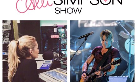 Keith Urban Shares How He is His Own Barista on Tour on 'The Alli Simpson Show' Tonight