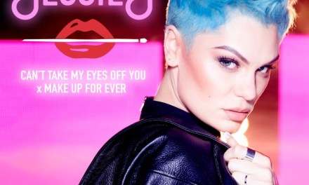 Jessie J Partners with MAKE UP FOR EVER For a Year of Artistic Collaborations