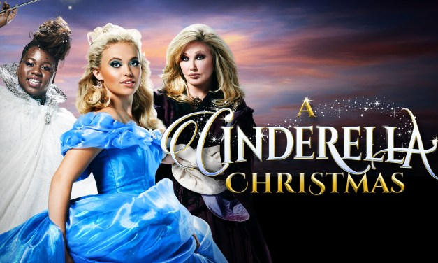 "VIDEO: Your First Look to Pasadena Playhouse's ""A Cinderella Christmas"" Starring Lauren Taylor & Kenton Duty"