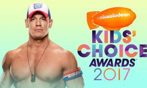 John Cena kids' choice awards