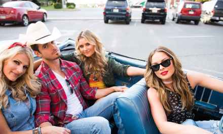 "First Look: Get the Inside Scoop on Runaway June's Music Video for ""Lipstick"" Starring Luke Pell"