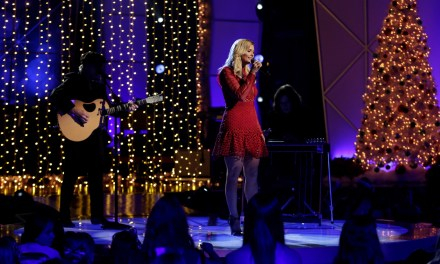"Catch Miranda Lambert on the 18th Annual ""A Home for the Holidays"" on CBS Tomorrow"