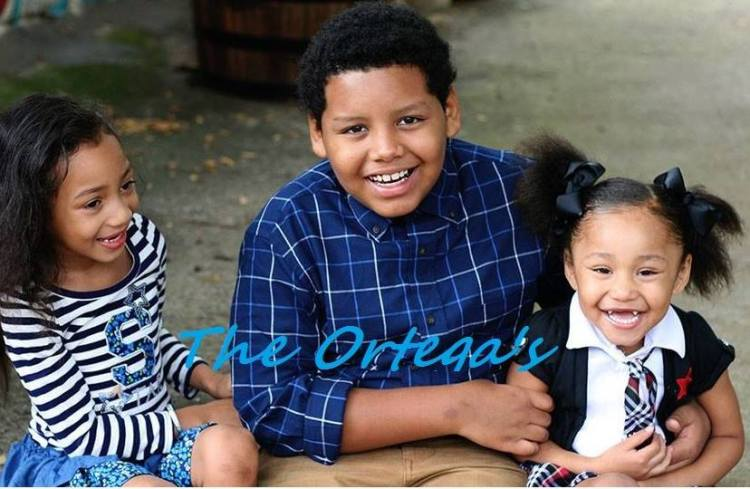 The Ortega Kids