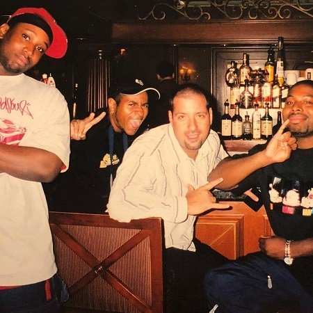 Madsoul Throwback with King Bee, World, Kukoo Da Bag Of 'Bonz' and Marc. Madsoul Fashion Show in Brooklyn.