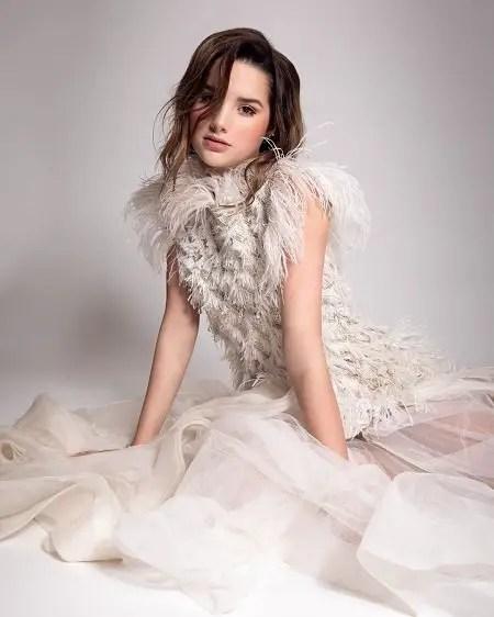 Annie LeBlanc in a photoshoot for Schön! Magazine.